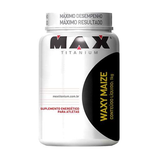 WAXY MAIZE - 1KG - MAX TITANIUM