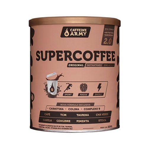 SUPERCOFFEE - 220G - CAFFEINE ARMY