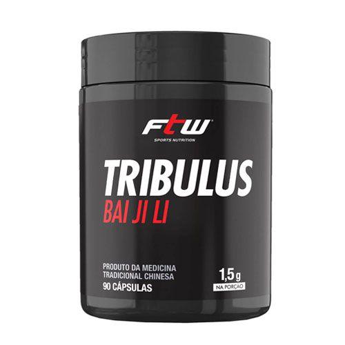 TRIBULUS BAI JI LI - 90 CÁPSULAS - FTW SPORTS NUTRITION
