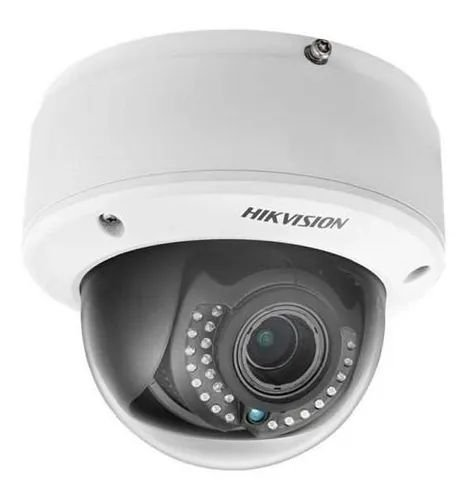 Câmera Segurança Dome 720P Hikvision DS-2CD4112F-I