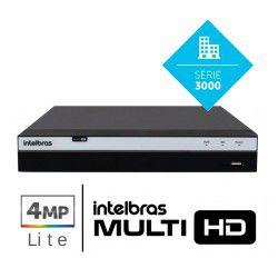 Dvr Intelbras Multi Hd 04 Ch Mhdx 3104 Full Hd
