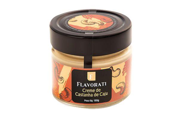Creme de Castanha de Caju - Flavorati