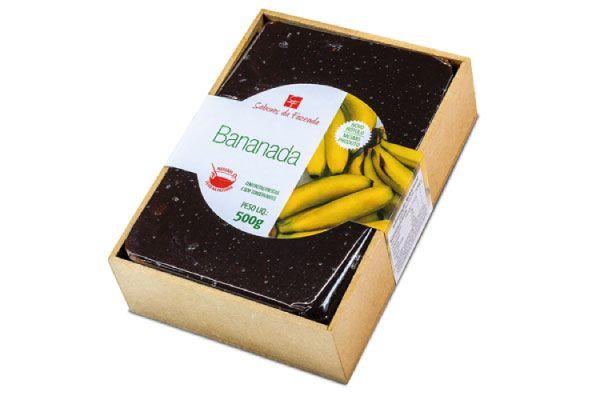 Bananada - Sabores da Fazenda