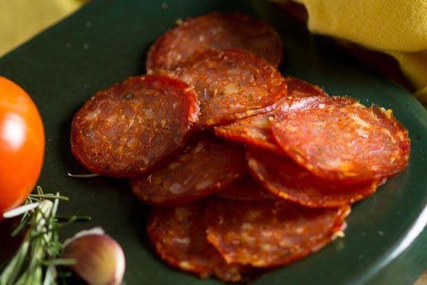 Chorizo Cantimpalo Pepperone - Pirineus