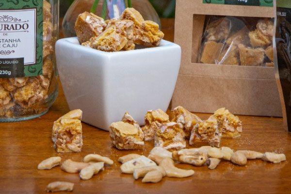 Castanha de Caju - Dourado de Amendoim