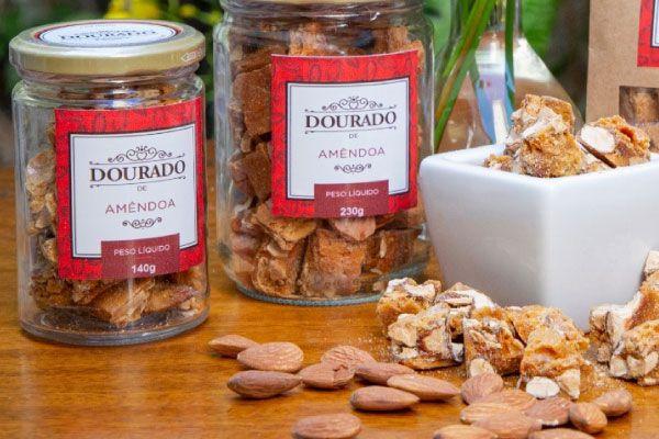 Amêndoa - Dourado de Amendoim