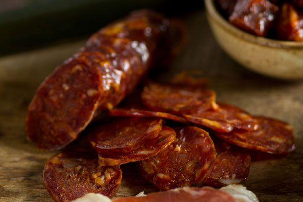 Linguiça tipo Chorizo Espanhol - Pirineus
