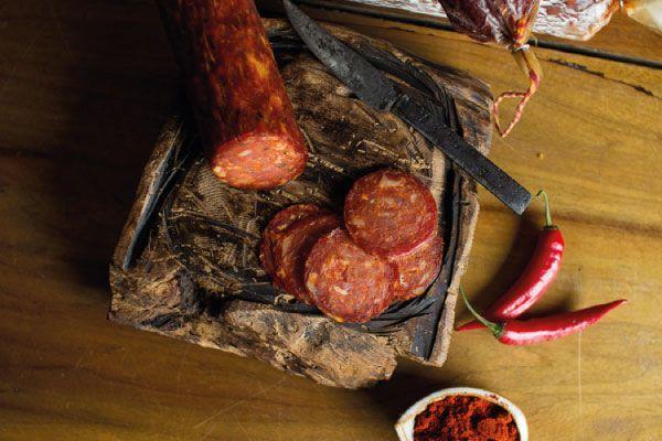 Chorizo Cantimpalo Extra Picante - Pirineus