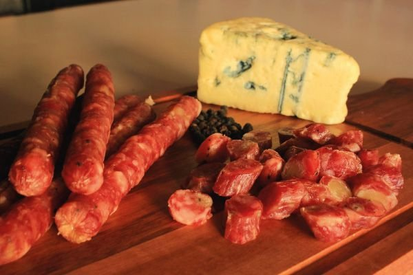Mini Salame com Gorgonzola - Cancian