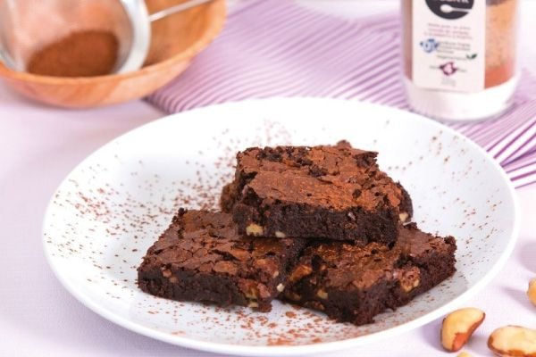 Brownie Caboclinho 100% Cacau - Cookt It