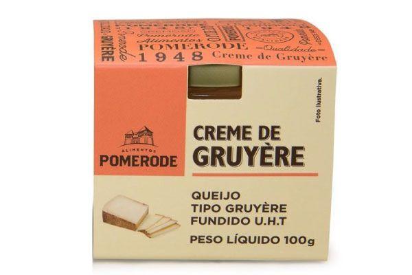 Creme de Gruyère - Pomerode
