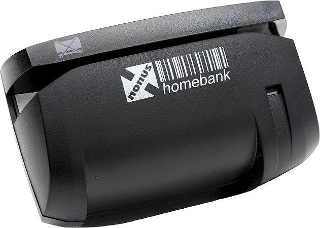 Leitor de Código de Barras Homebank Nonus