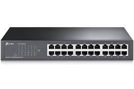 Switch Tp-link De 24 Portas 10/100mbps TL-SF1024D