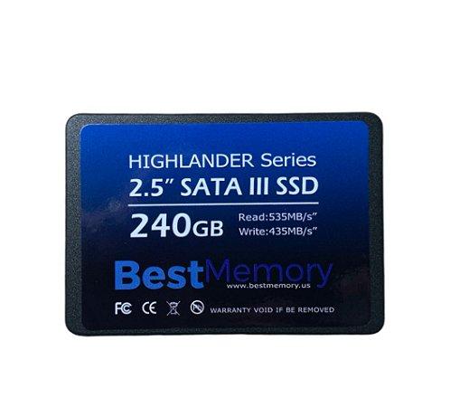 SSD BEST MEMORY 240GB