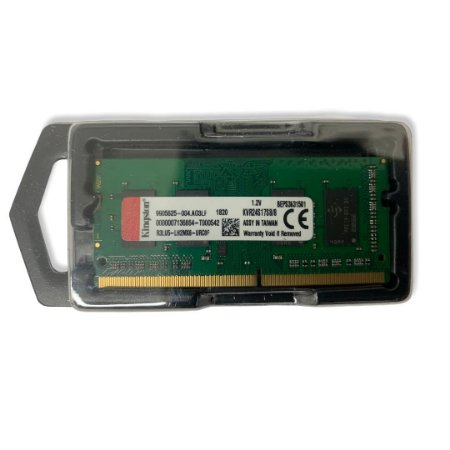 MEMÓRIA KINGSTON DDR4 8GB NOTEBOOK