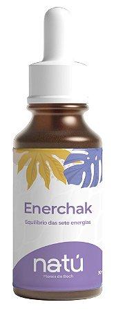 Floral Enerchak 30ml - 100% Natural (Energia de Chakras)