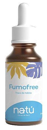 Floral Fumofree 30ml - 100% Natural (Parar de Fumar)