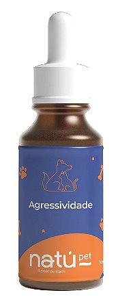 Floral Pet - (Agressividade) Cão e Gato