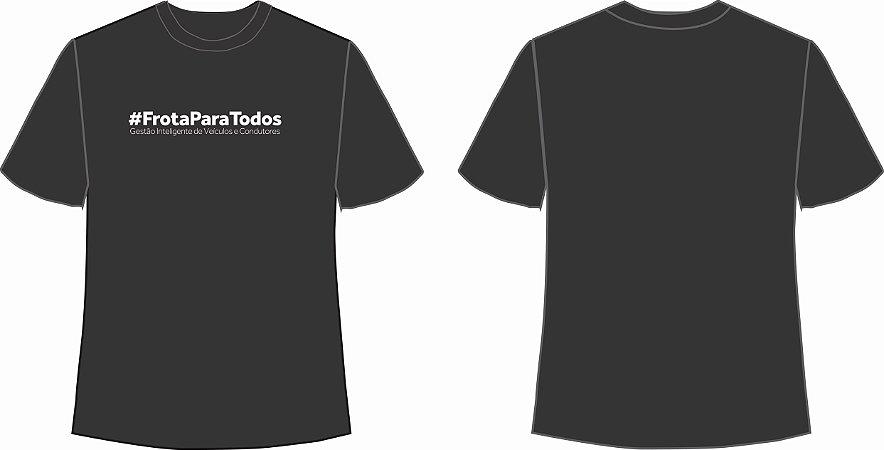 Camiseta Unissex Frota para Todos