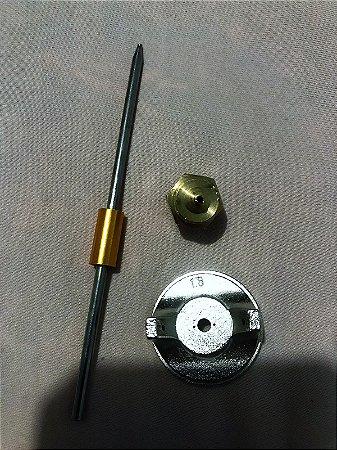 Bico 1.8 Para Pistola Pintura Stels, Usado Uma Vez Somente.