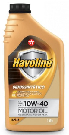 Óleo HAVOLINE SEMISSINTÉTICO SAE 10W-40 - 1 Litro
