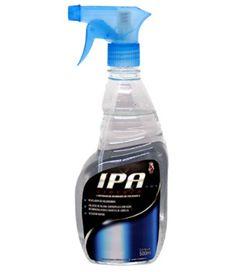 Revelador de Hologramas, find-x, ou solução IPA. ajuda a eliminar gorduras oleosidades, limpa APC 500ML