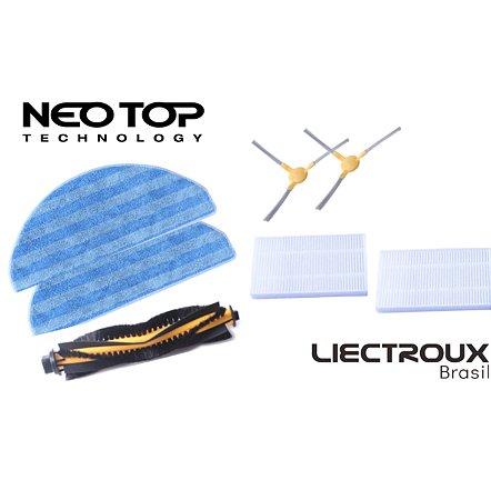 Kit Acessórios para Robô Aspirador Liectroux C30B