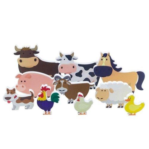 Amiguinhos Animais 3+