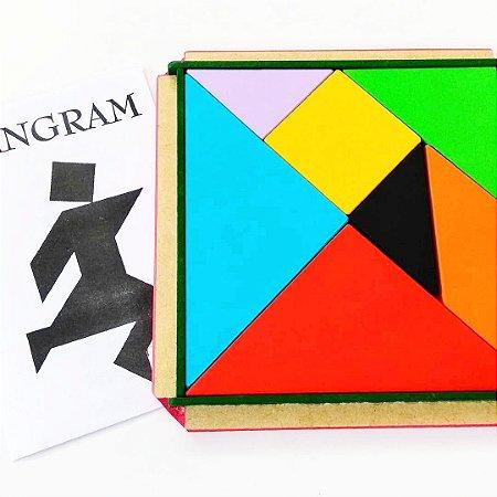 Tangram - 3+