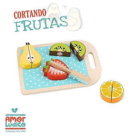 Cortando Frutas - 18m+