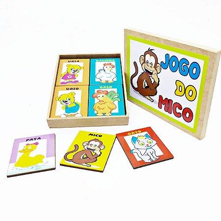Jogo da Mico - 3+