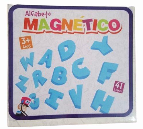 Alfabeto Magnético - 3+