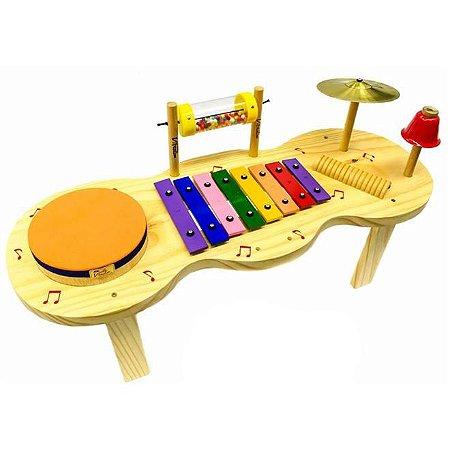 Percussão Baby - 2+