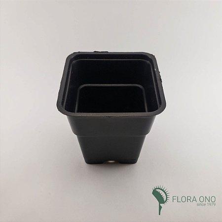 10 Potes/Vasos Quadrado