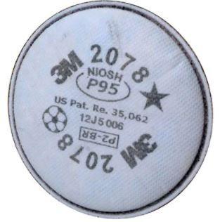 Filtro Químico para Partículas 3M™ 2078