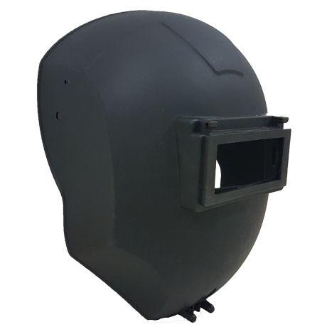 Máscara De Solda Com Visor Articulado E Carneira Com Catraca Ca 36014