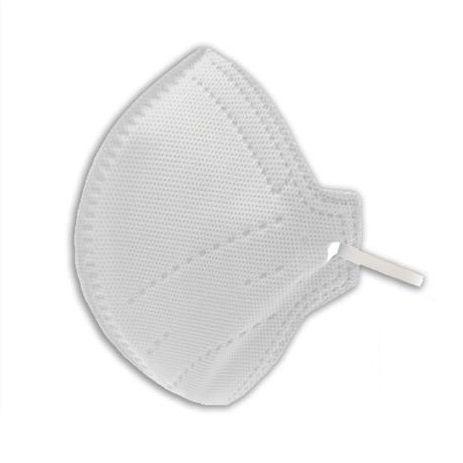 Respirador Descartável Pff2 Branco Sem Válvula Ca 44241