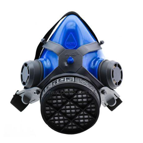 Respirador Semifacial Mastt 2401 Ca 10463