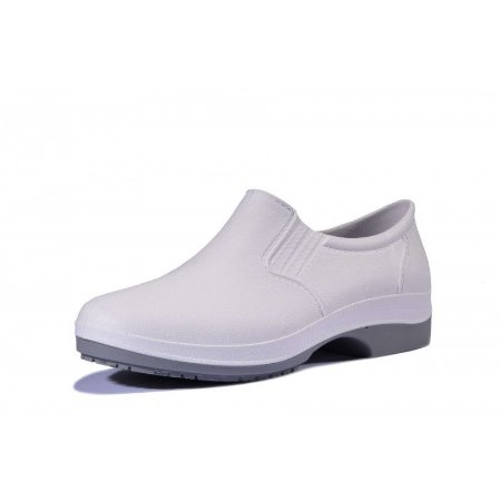Sapato Polimérico (Pu) Solado Bidensidade