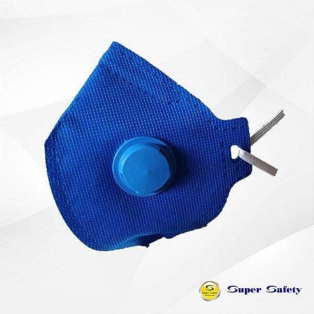 Respirador Descartável PFF2 com válvula CA 44594