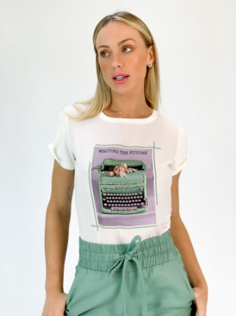 T-SHIRT WRITING
