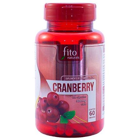 Cranberry - 60 Caps de 500Mg