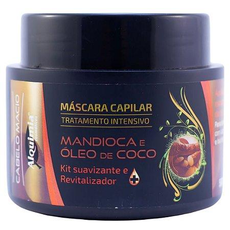 Máscara Capilar - Broto de Bambu e Óleo de Cartamo / Mandioca e Óleo de Coco