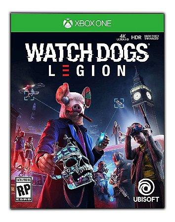 Watch Dogs Legion Xbox One Mídia Digital