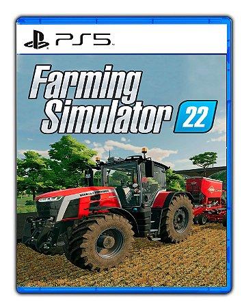 Farming Simulator 22 PS5 Mídia Digital