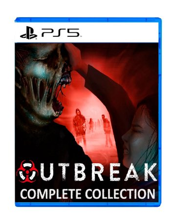 Outbreak Complete Collection PS5 Mídia Digital