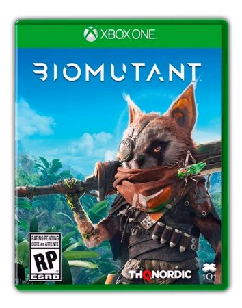Biomutant Xbox One Mídia Digital