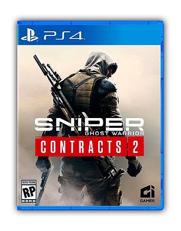 Sniper Ghost Warrior Contracts 2 PS4 Mídia Digital