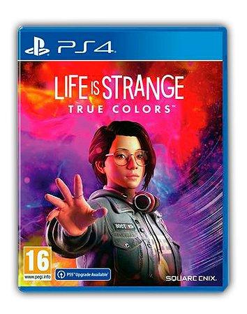Life is Strange True Colors PS4 Mídia Digital