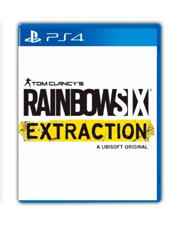 Tom Clancys Rainbow Six Extraction PS4 Mídia Digital